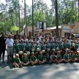 Obóz Akademii Młodego Piłkarza- Radość 2015