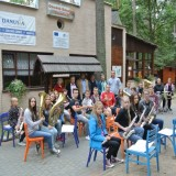 Obóz Gminnego Domu Kultury - Szreńsk 2015