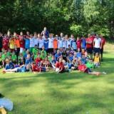 Obóz Klubu Sportowyo Wilga - Garwolin 2015