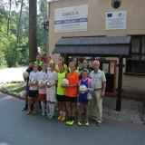 Obóz Ludowego Uczniowskiego Klubu Sportowego Kormoran - Brzydowo 2015