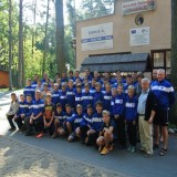 Obóz - Miejskiego Klub Sportowego-Wabrzeźno 2015
