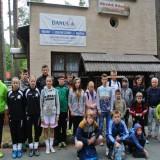 Obóz Sportowego Zespołu Szkół - Jaruzal 2015
