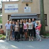 Obóz integracyjny - Elbląg 2015
